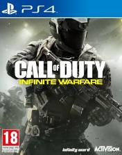 Cover Call of Duty: Infinite Warfare (PS4)