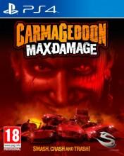 Cover Carmageddon: Max Damage