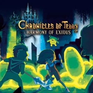 Cover Chronicles of Teddy: Harmony of Exidus (PS4)