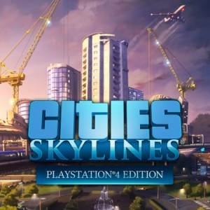 Cover Cities: Skylines (PS4)