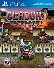 Cover ClaDun Returns: This is Sengoku!