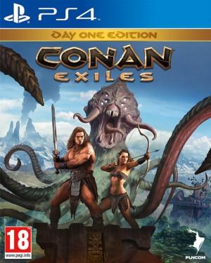 Cover Conan Exiles