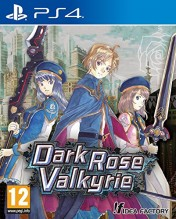 Cover Dark Rose Valkyrie