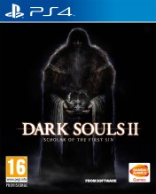 Cover Dark Souls II: Scholar of the First Sin