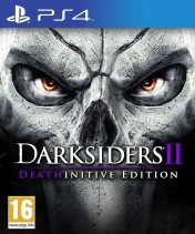 Cover Darksiders II: Deathinitive Edition (PS4)