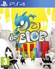 Cover De Blob (PS4)