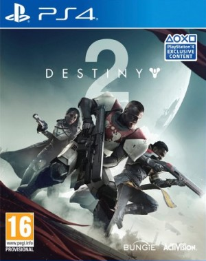 Cover Destiny 2 (PS4)