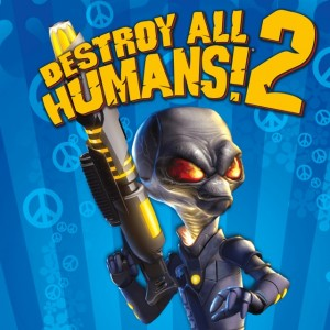 Cover Destroy All Humans! 2