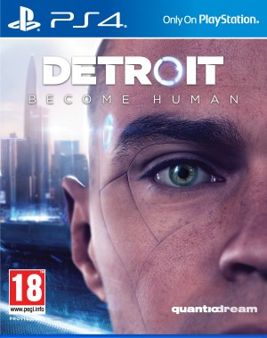 Cover Detroit: Become Human (PS4)