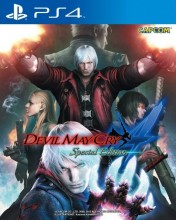 Cover Devil May Cry 4: Special Edition