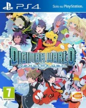 Cover Digimon World: Next Order (PS4)