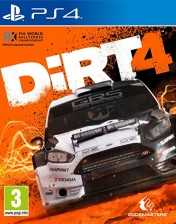 Cover DiRT 4 (PS4)