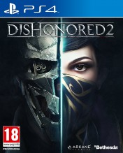 Cover Dishonored 2 (PS4)