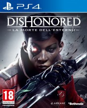 Cover Dishonored: Death of the Outsider