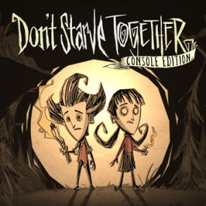 Cover Don't Starve Together: Console Edition