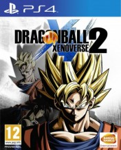 Cover Dragon Ball: Xenoverse 2 (PS4)
