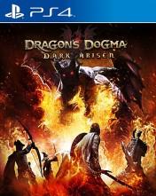Cover Dragon's Dogma: Dark Arisen (PS4)