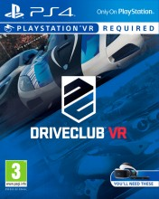 Cover Driveclub VR