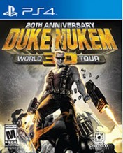 Cover Duke Nukem 3D: 20th Anniversary World Tour