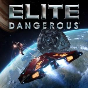 Cover Elite: Dangerous