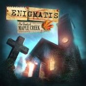 Cover Enigmatis: The Ghosts of Maple Creek