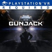 Cover EVE: Gunjack (PS4)