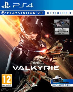 Cover EVE: Valkyrie