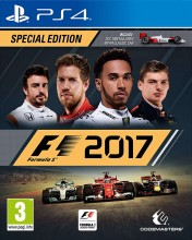 Cover F1 2017 (PS4)