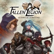 Cover Fallen Legion: Flames of Rebellion