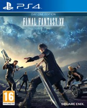 Cover Final Fantasy XV (PS4)