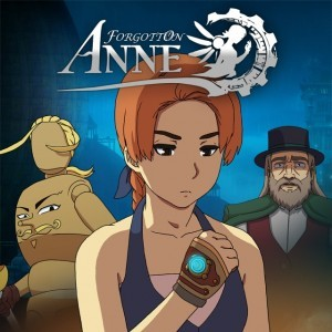Cover Forgotton Anne (PS4)