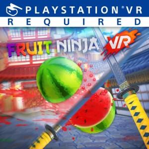 Cover Fruit Ninja VR