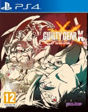 Cover Guilty Gear Xrd: Revelator