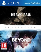Cover Heavy Rain & Beyond: Two Souls Collection (PS4)