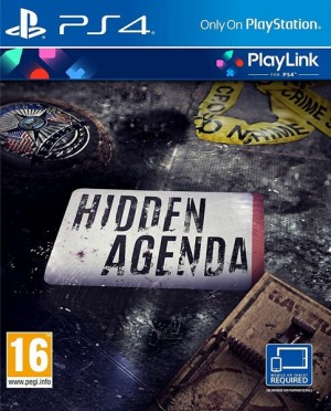 Cover Hidden Agenda