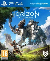 Cover Horizon Zero Dawn (PS4)