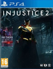 Cover Injustice 2 (PS4)