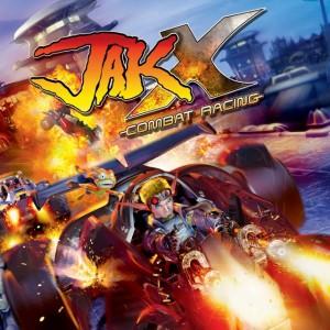 Cover Jak X: Combat Racing