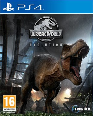 Cover Jurassic World Evolution