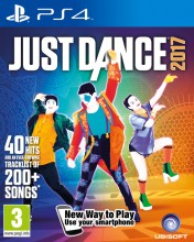 Cover Just Dance 2017 (PS4)