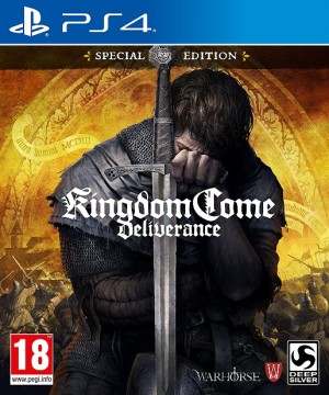 Cover Kingdom Come: Deliverance (PS4)
