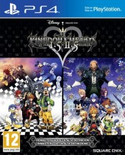 Cover Kingdom Hearts HD I.5 + II.5 Remix