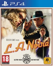 Cover L.A. Noire (PS4)