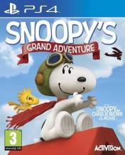 Cover La Grande Avventura di Snoopy (PS4)