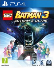 Cover LEGO Batman 3: Beyond Gotham (PS4)
