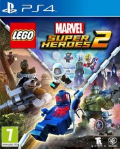 Cover Lego Marvel Super Heroes 2