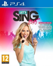 Cover Let's Sing 2016