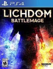 Cover Lichdom: Battlemage