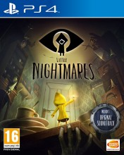 Cover Little Nightmares (PS4)