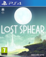 Cover Lost Sphear